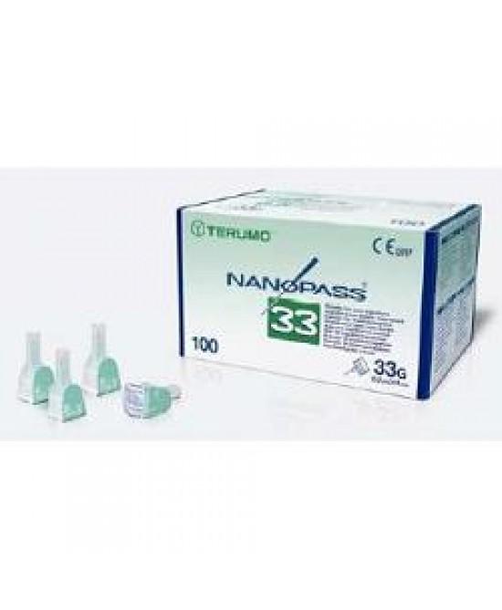 Ago Nanopass G33 100pz - farmaventura.it