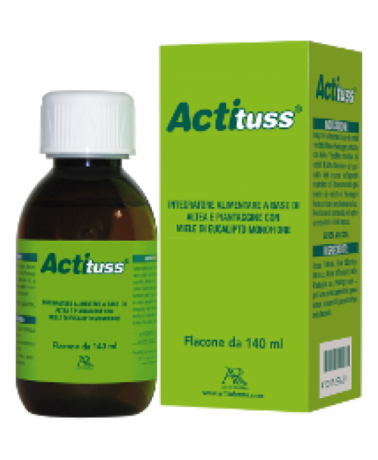 Actituss Sciroppo 140ml - La farmacia digitale