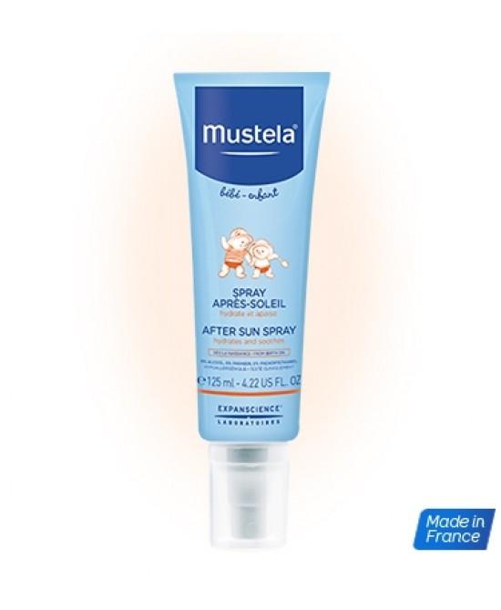 Mustela Doposole Spray 125ml - Farmacia 33