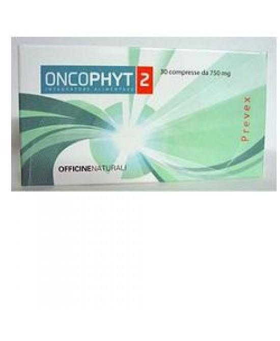 Oncophyt 2 30cpr 750mg - latuafarmaciaonline.it