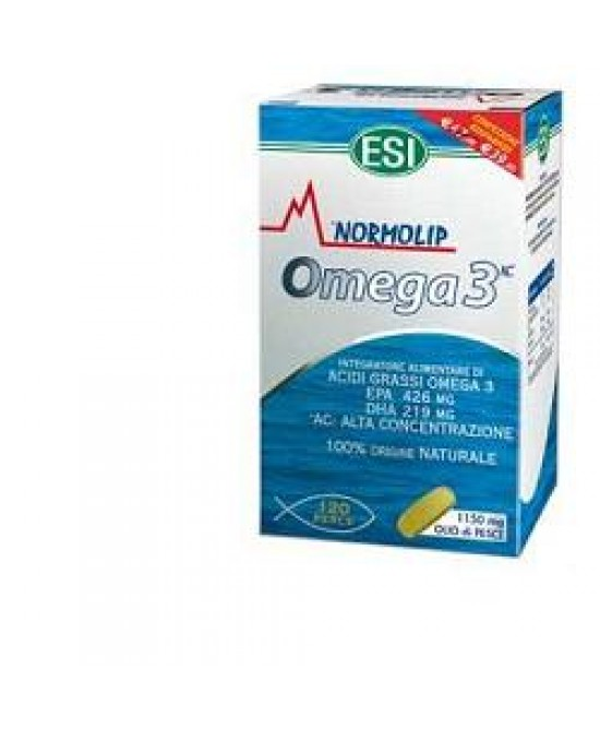 Esi Omega 3 AC Integratore Acidi Grassi 60 Perle