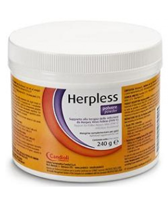 Herpless Polvere 240g - Farmabellezza.it
