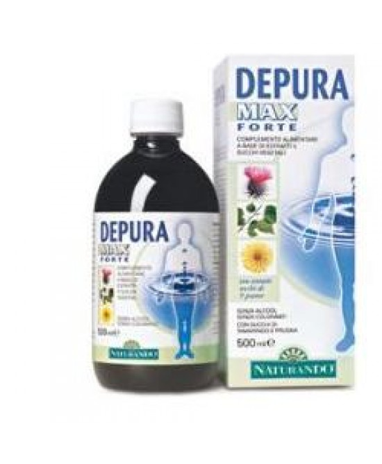 Depura Max Forte 500ml - Farmafamily.it