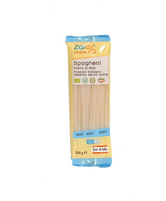 Zero% Glutine Spaghetti Pasta Di Riso Biologico 500g-931001440