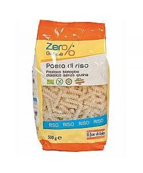 Zero% G Fusilli Riso Bio 500g prezzi bassi