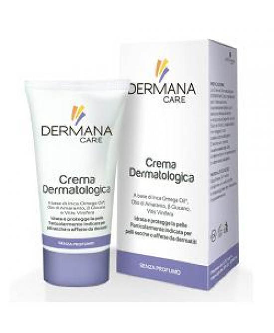 Dermana Crema 50ml Tubo - Farmastar.it