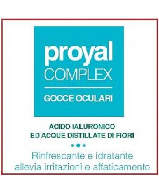 Acquistare online PROYAL COMPLEX GTT OCULARI15ML