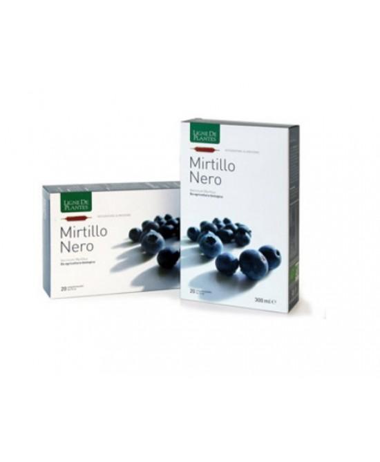 Natura Service Mirtillo Nero 20 Ampolle Biologico 15ml - FARMAEMPORIO