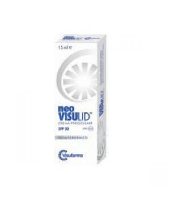 Visufarma Neovisulid Crema Pericolare 15ml - Farmacia Giotti