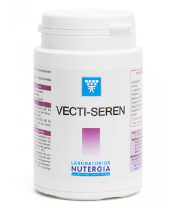 Vecti-Seren Integratore Tonico Adattogeno 60 Capsule