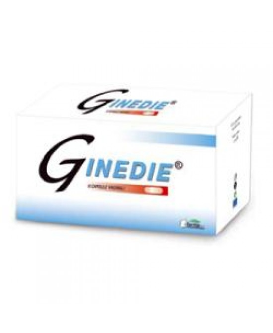 Ginedie Capsule Vaginali 8pz - Farmastar.it