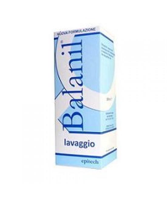 Balanil Lavaggio 100ml Nf - La tua farmacia online