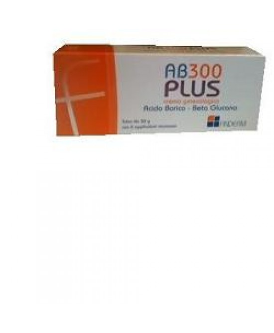Ab 300 Plus Cr Ginecol C/6appl - Farmacia 33