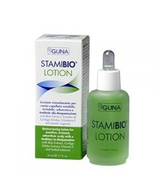 STAMIBIO LOTION CUOIO CAP 50ML-931082352