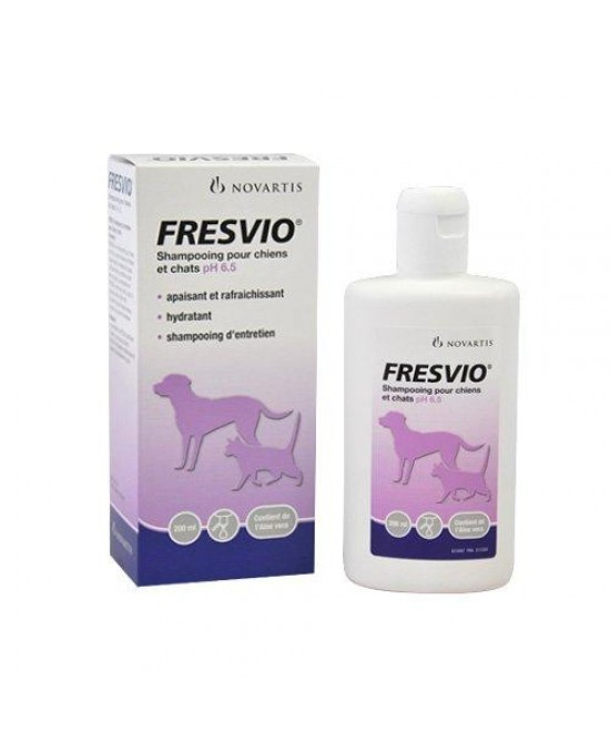 Novartis Fresvio Shampoo E Balsamo Per Cane E Gatto 200ml