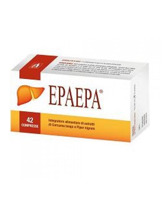 EpaEpa 42 compresse - Zfarmacia