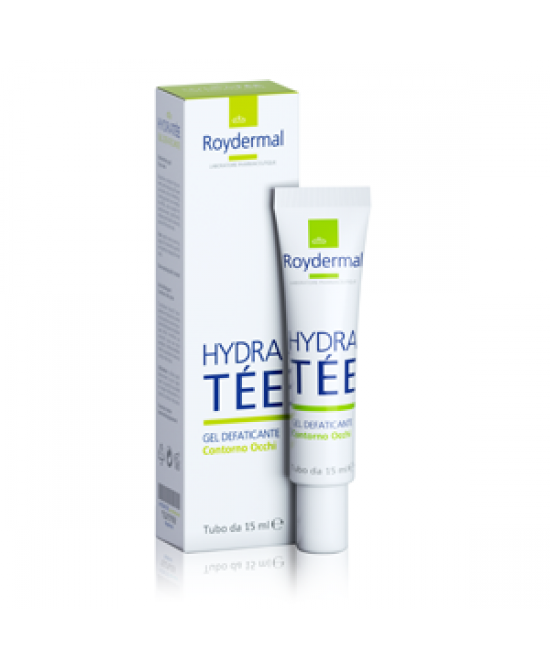 Roydermal Hydratee Gel Defaticante Contorno Occhi 15ml - Farmafamily.it