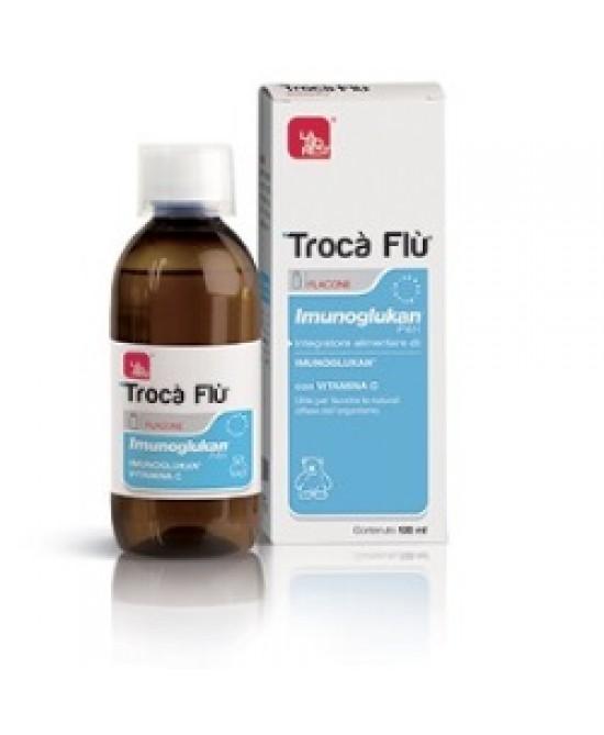 Troca Flu Sciroppo Imunoglukan - Farmafamily.it
