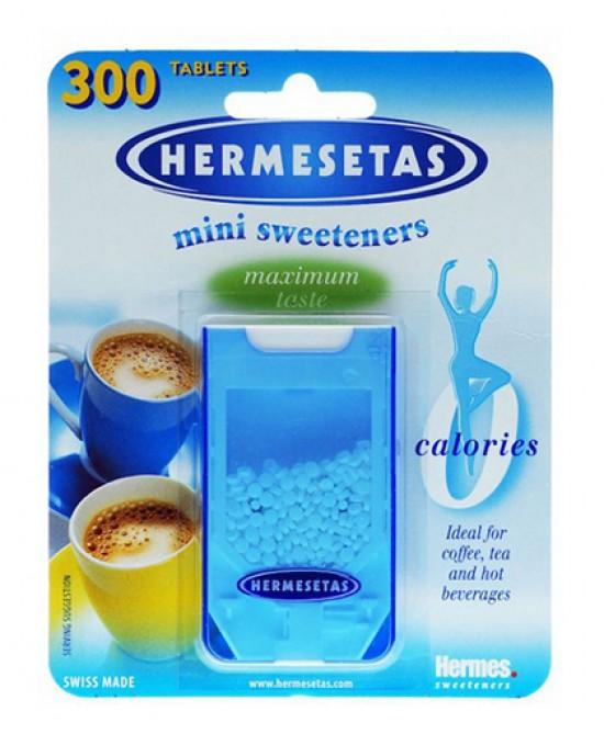 Hermesetas Dolcificante 300 Compresse - Farmacia 33