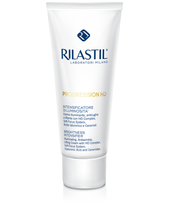 Rilastil Progression HD Intensificatore Di Luminosità Trattamento Viso Crema 50ml - La farmacia digitale