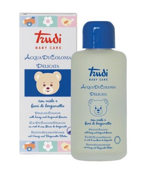 Trudy Baby Care Acqua Di Colonia Delicata Pelle Sensibile 100 ml