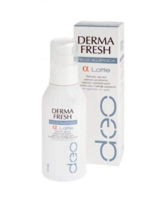 DermaFresh Dermafresh Pelle Allergica Alfa Latte Deodorante100ml - Farmaunclick.it
