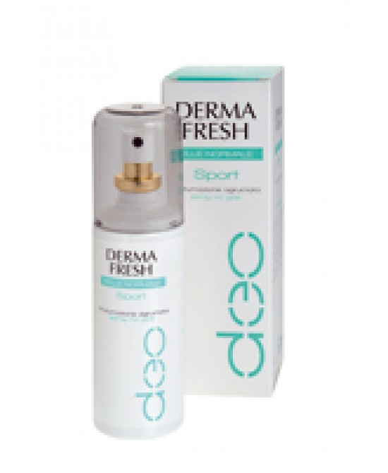 DermaFresh Dermafresh  Pelle Normale Sport Deodorante 100ml - Farmaciasconti.it