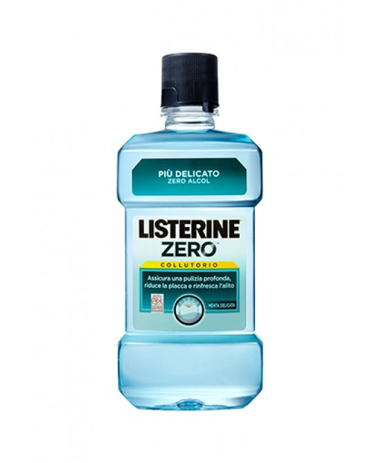 Listerine Zero Collutorio 500ml - La farmacia digitale