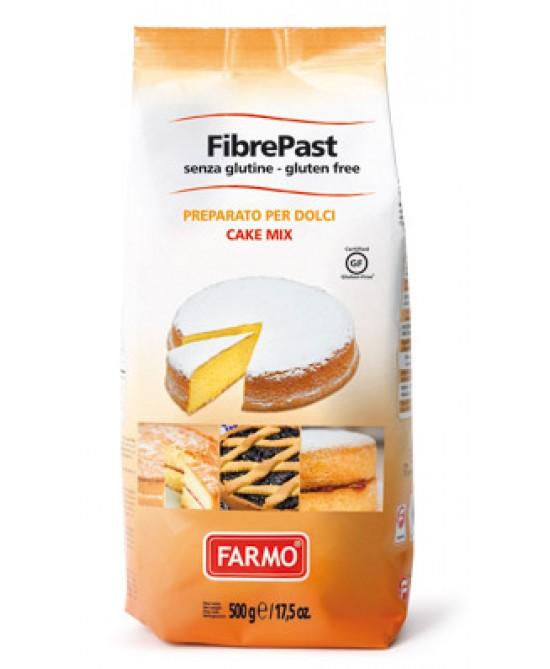 Farmo Fibre Past Preparato Per Dolci Senza Glutine 500 g