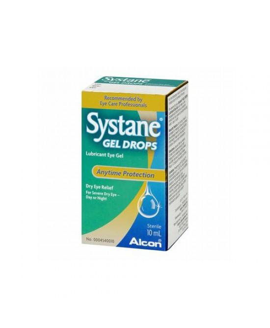 Alcon Systane Gel Drops Gocce Lubrificanti 10ml - Farmastar.it