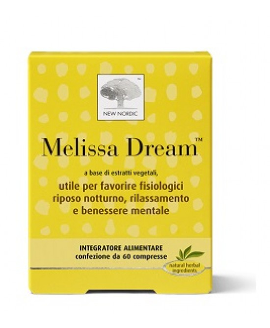 Melissa Dream 60cpr - FARMAEMPORIO