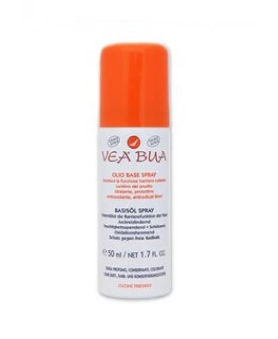 Vea Bua Olio Base Spray 50 ml - Farmalilla