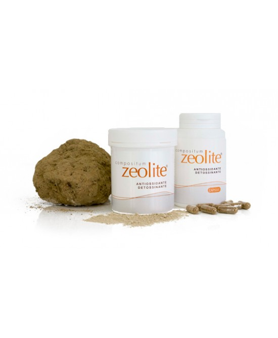 Zeolite Compositum In Polvere Integratore Alimentare 150g - Farmafamily.it