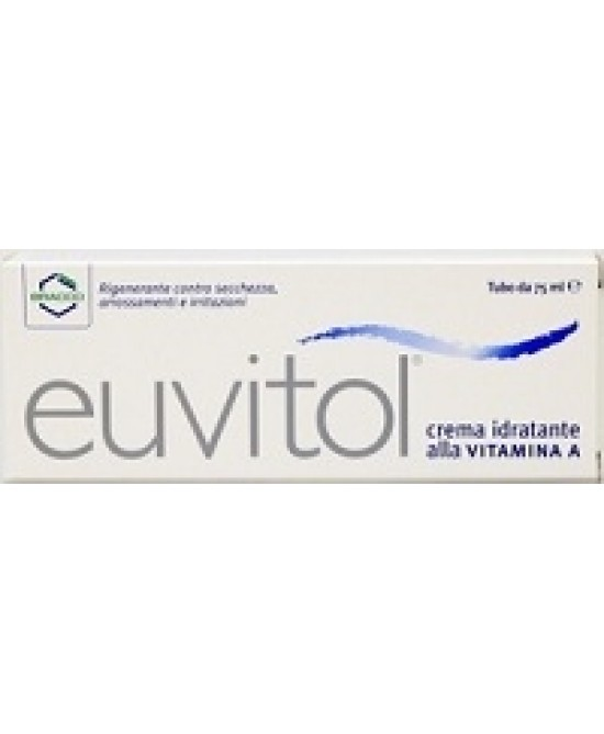 Euvitol Crema 75ml - Zfarmacia