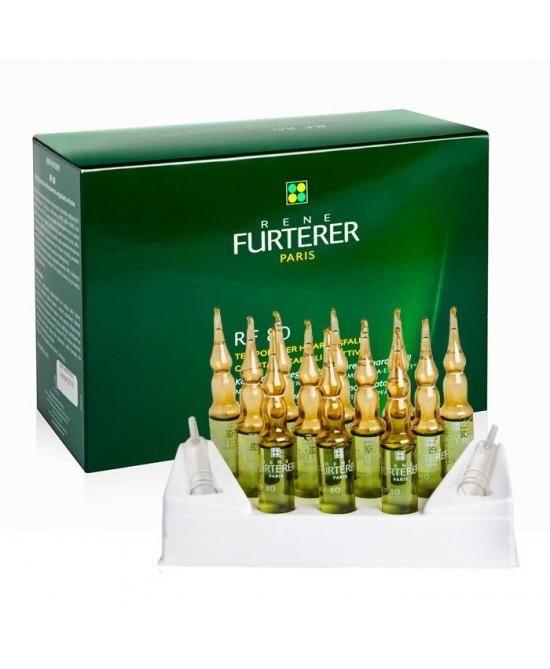 Rene Furterer RF 80 Trattamento Anticaduta Concentrato 12 Fiale - Farmajoy