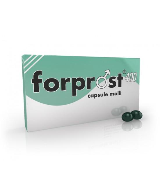 Forprost 400 Integratore Alimentare 15 Capsule Molli - Farmawing