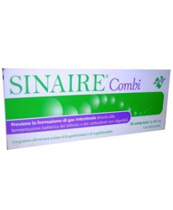 Sinaire Combi 30cpr - Farmajoy
