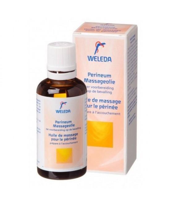 Weleda Olio Massaggio Perineale 50ml