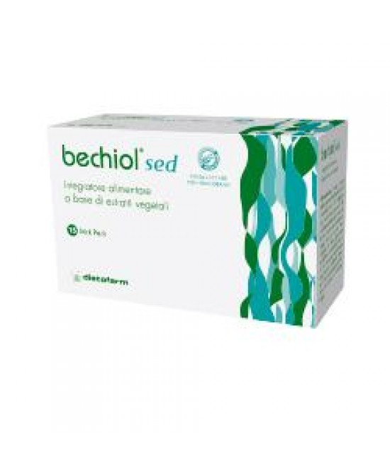 Bechiol Sed 15bust Stick Pack - La farmacia digitale