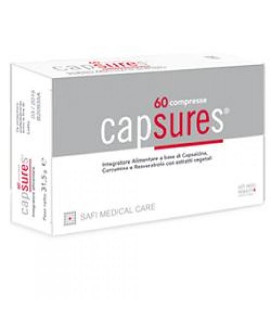CAPSURES 60CPR prezzi bassi