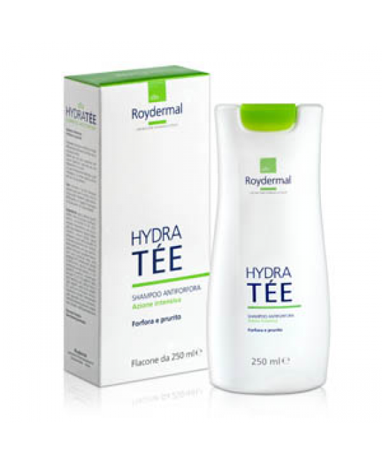 Roydermal Hydratee Shampoo Antiforfora Azione Intensiva 250ml