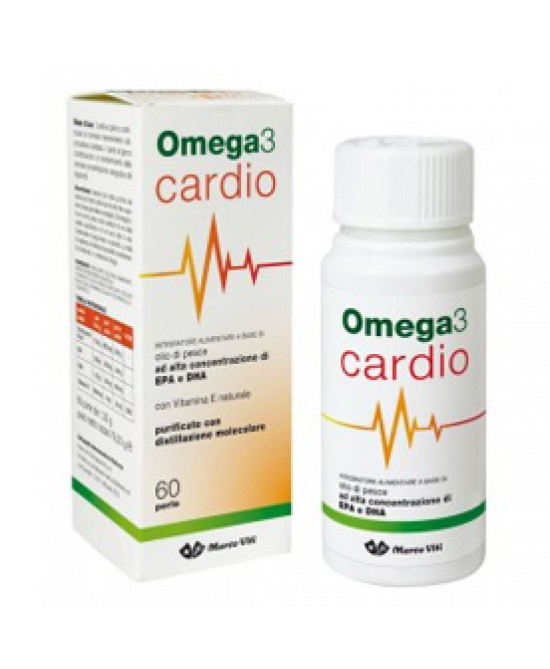 Omega 3 Cardio 60prl - Farmaciasconti.it