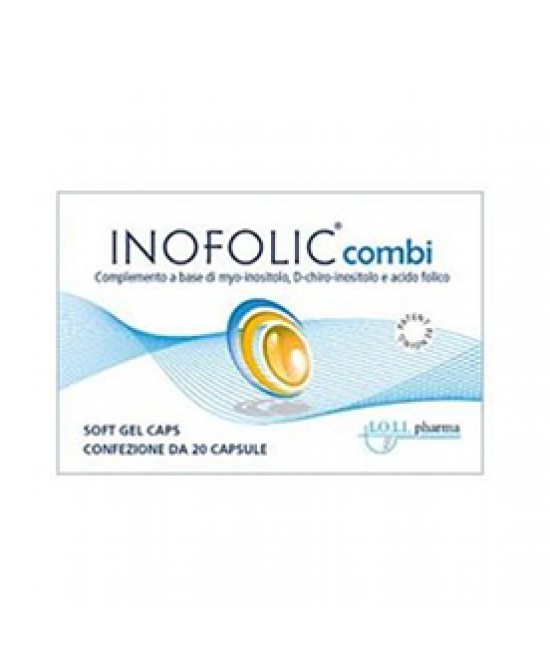 Lo.Li Pharma Inofolic Combi 20cps - Farmastar.it