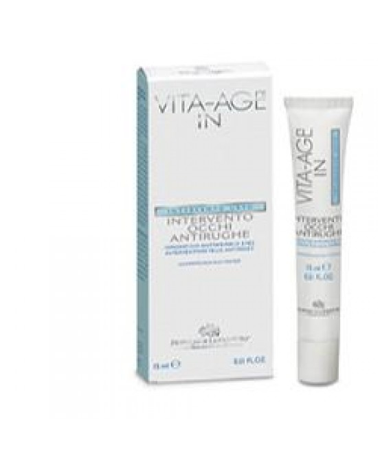 Vita-Age In Intervento Occhi Anti Rughe 15 ml