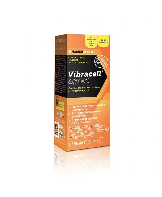 NamedSport Vibracell Sport Integratore Alimentare 300ml - Farmacistaclick