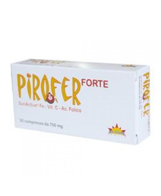 Pirofer Forte 30cpr - La farmacia digitale