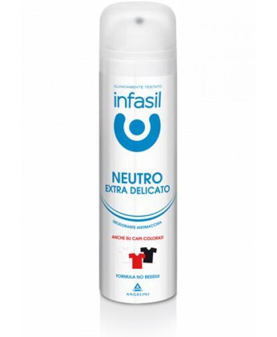 Infasil Neutro Extra Delicato Deodorante Spray 125ml