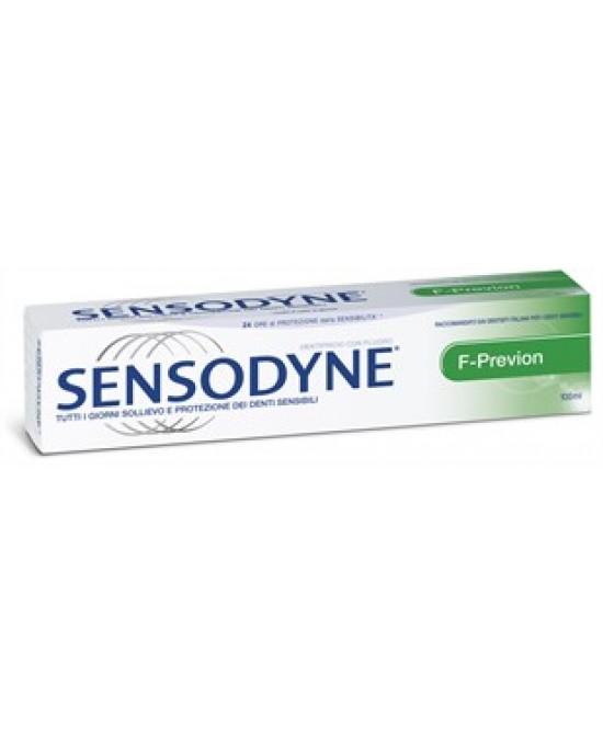 Sensodyne Dentifricio F-previon 100ml