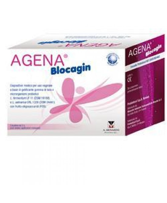 Agena Blocagin 5fl+5bust+5appl - Farmafamily.it