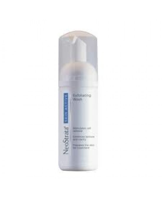 NeoStrata Skin Active Exfoliating Wash Mousse Detergente Esfoliante 125 ml